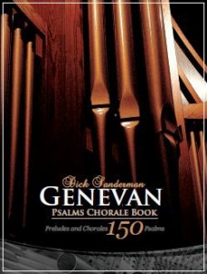 150 Genevan Psalms - Dick Sanderman