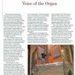 Interview Mr. Jaquelin Rochette, Casavant re: Opus 3872